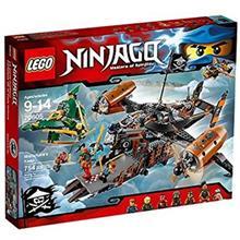 لگو سري Ninjago مدل Misfortunes Keep 70605