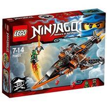 لگو سري Ninjago مدل Sky Shark 70601
