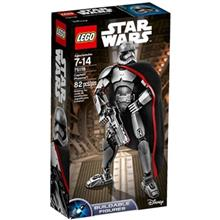 لگو سري Star Wars مدل 75118 Captain Phasma