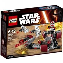 لگو سري Star Wars مدل Galactic Empire Battle Pack 75134