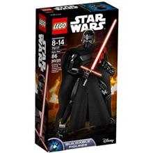 لگو سري Star Wars مدل Kylo Ren 75117