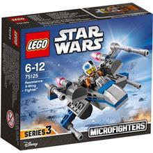لگو سري Star Wars مدل Resistance X-Wing Fighter 75125