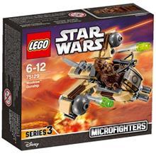 لگو سري Star Wars مدل Wookiee Gunship 75129