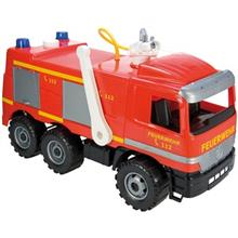 Lena Actros Fire Brigarde with Stickers Toys Car