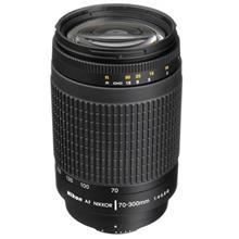 Nikon AF 70-300 F/4-5.6G lens