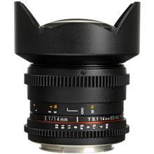 Samyang 14 mm T/3.1 As IF UMC VDSLR Camera Lens