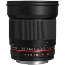 Samyang 16mm f/2.0 ED AS UMC CS Lens for Canon EF-S  Camera Lens