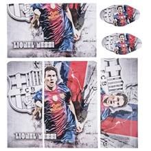 Lionel Messi PlayStation 4 Cover