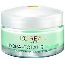 کرم آبرسان روز لورآل سري Hydra Total 5 مدل Normal حجم 30 ميلي ليتر
