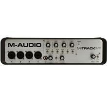 کارت صداي استوديو ام-آديو مدل M-Track QUAD