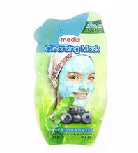 MEDIA MINT AND BLUEBERRY CLEANSING MASK