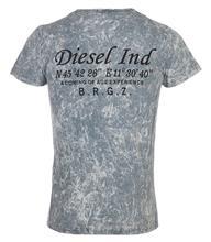 تی شرت ابر و باد DIESEL