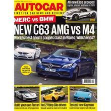 Autocar Magazine -13 JuLy 2016
