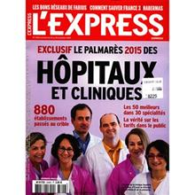 LExpress Magazine - 12 November 2014