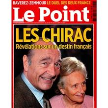 Le Point Magazine - 29 January 2015