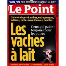 Le Point Magazine - 6 November 2014