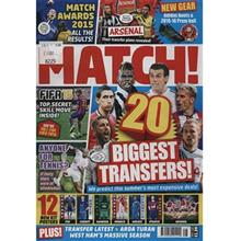 Match Magazine - 13 July 2015