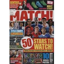 Match Magazine - 17 August 2015