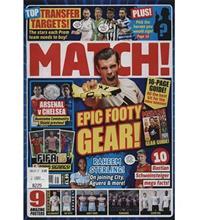Match Magazine - 3 August 2015