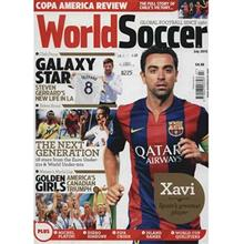 World Soccer Magazine - July 2015