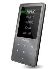 Archos 24c Vision 4GB