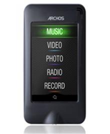 Archos 28 Vision - 8GB