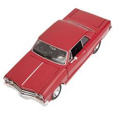 Maisto 1965 Chevrolet Malibu SS Toys Car