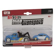 Maisto Wrecker Volkswagen Beetle Car
