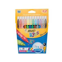 Bic Kids Kid Couleur Marker - Pack of 12