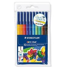 Staedtler Noris Club Marker - Pack of 10