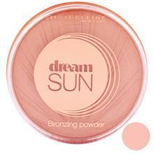 پودر برنز کننده ميبلين سري Dream Sun مدل Golden شماره 02