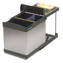 سطل زباله ریلی روماگنا پلاستیک مدل 511