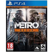 بازي Metro Redux مخصوص PS4