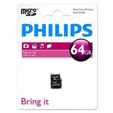 Philips FM64MD45B  Class 10 microSD - 64GB