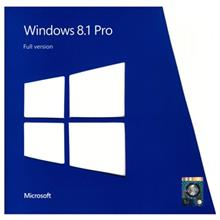 نرم افزار مایکروسافت ویندوز 8.1 Pro نسخه کامل