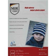 MIR M115-HG 115gr High Glossy Inkjet Photo Paper