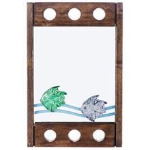 آینه گالری آسوریک طرح ماهی