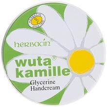کرم دست مدل Wuta Kamille Glycerine کاسهای حجم 75 میلی لیتر هرباسین