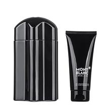 Mont Blanc Emblem Eau De Toilette Gift Set for Men 100ml