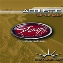 Stagg AC-12ST-BR Acoustic Guitar Strings