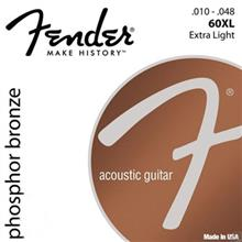 Fender 60XL 0730060402 Acoustic Guitar String