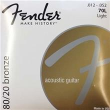 Fender 70L 0730070403 Acoustic Guitar String