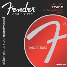 Fender 72505M 0737250456 Bass Guitar String