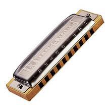 سازدهني دياتونيک هونر مدل بلوز هارپ M533016