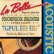 La Bella 7GPUL Acoustic Guitar String