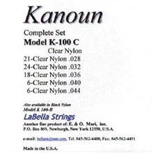 La Bella K100 Kanoun String