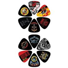 Perris Guns Guitar Pick - Pack Of 12