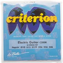La Bella Electric Guitar String C200R