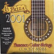 La Bella Flamenco Guitar Hard Tension String