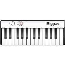 کيبورد ميدي کنترلر آي کي مالتي مديا مدل iRig Keys Mini